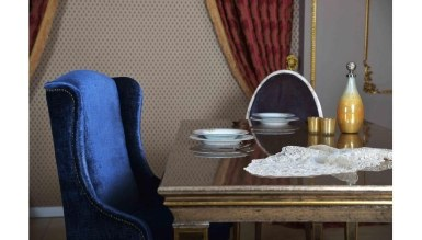 Lüks Marrela Klasik Yemek Odası - Thumbnail