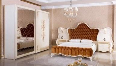 525 - Lüks Masal Klasik Yatak Odası