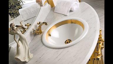 Lüks Matered Klasik Banyo Takımı - Thumbnail