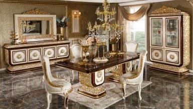 770 - Lüks Matinello Klasik Yemek Odası