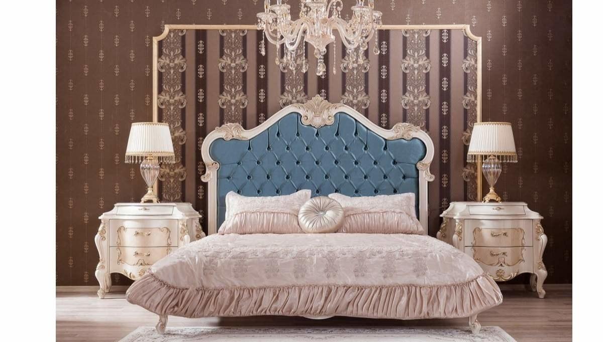 Lüks Mazuro Varaklı Yatak Odası