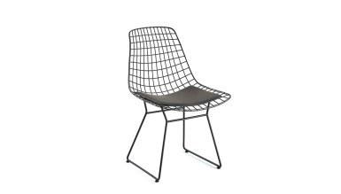920 - Lüks Medin U Ayaklı Sandalye