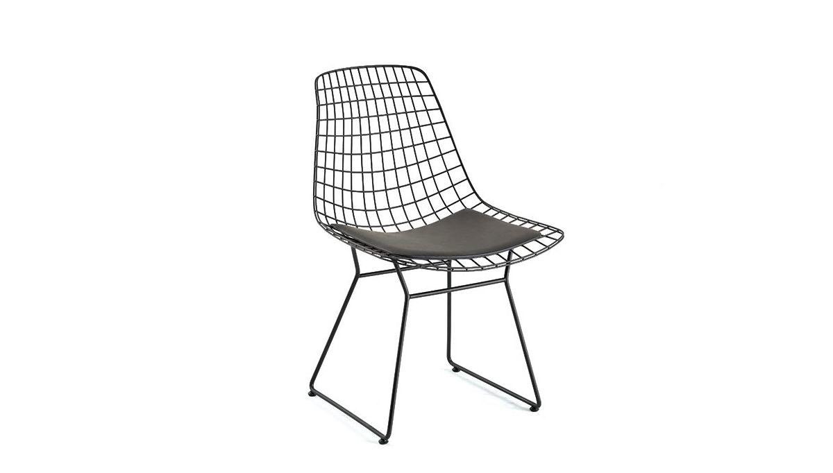 Lüks Medin U Ayaklı Sandalye
