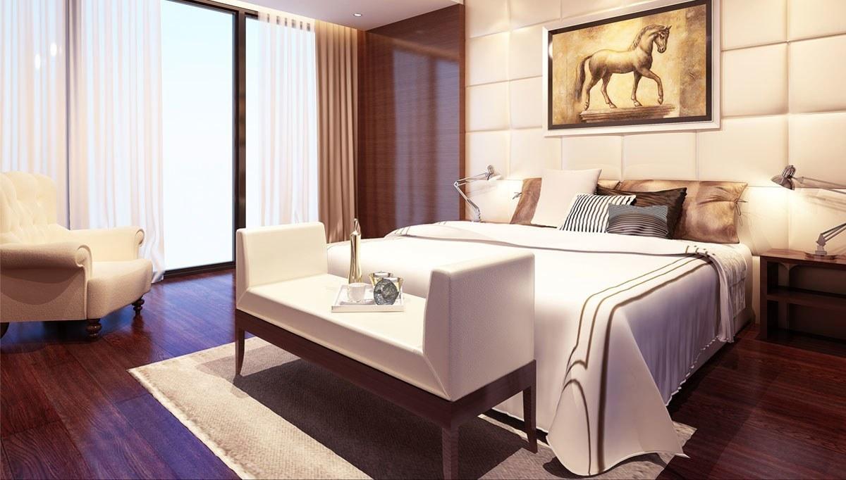 Lüks Meknes Otel Odası