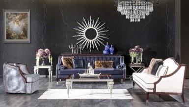 Lüks Melegoni Art Deco غرفة الجلوس