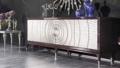 Lüks Melegoni Art Deco Yemek Odası - Thumbnail