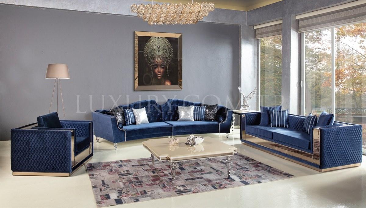 Lüks Menfora Luxury Koltuk Takımı