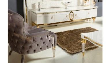 Lüks Virena Luxury TV Ünitesi - Thumbnail