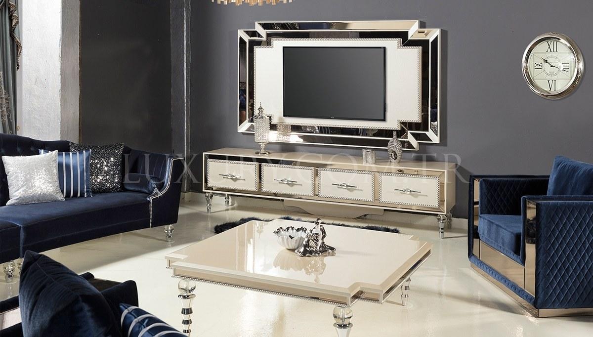 Lüks Menfora Luxury TV Ünitesi