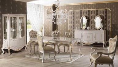 708 - Lüks Meringo Klasik Yemek Odası