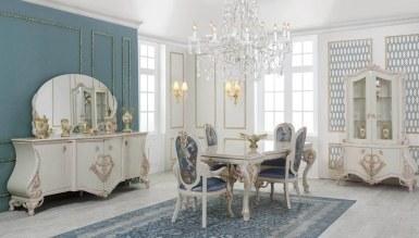 411 - Lüks Meriva Klasik Yemek Odası