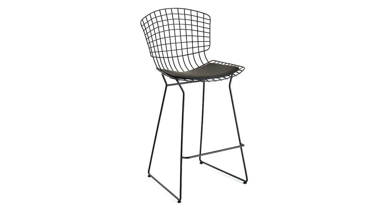 Lüks Meta Bar Ayaklı Sandalye