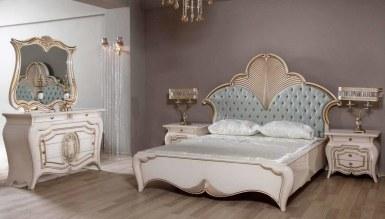 792 - Lüks Mihrap Klasik Yatak Odası