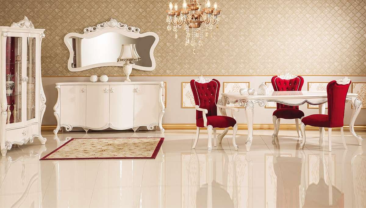 Lüks Mihrimah Sultan Yemek Odası