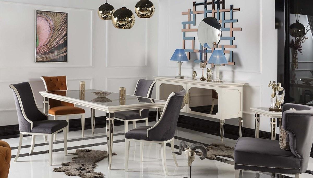 Lüks Mimarsinan Art Deco Yemek Odası