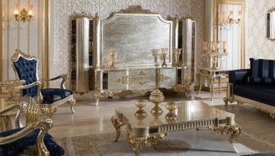 Lüks Miraç Klasik Yemek Odası - Thumbnail