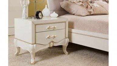 Lüks Mirante Klasik Yatak Odası - Thumbnail