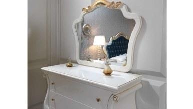 Lüks Miranu Klasik Yatak Odası - Thumbnail