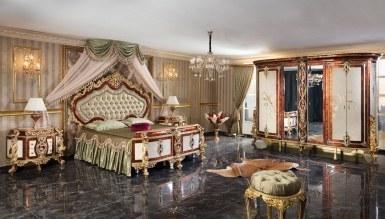 1014 - Lüks Miresa Klasik Yatak Odası