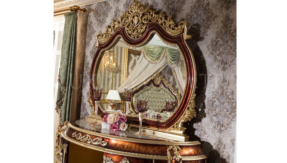 Lüks Miresa Klasik Yatak Odası