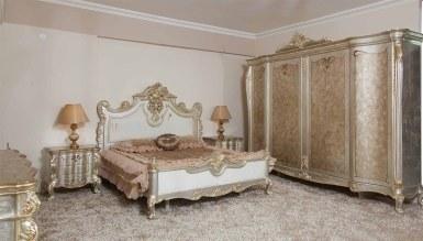 816 - Lüks Misak Klasik Yatak Odası