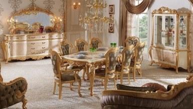 770 - Lüks Misal Klasik Yemek Odası
