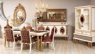 792 - Lüks Modena Klasik Yemek Odası