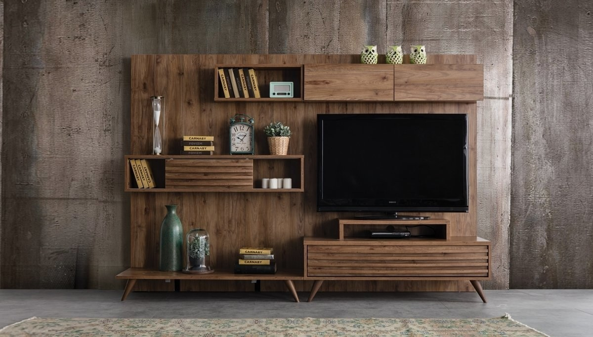 Lüks Modern Bursa TV Ünitesi