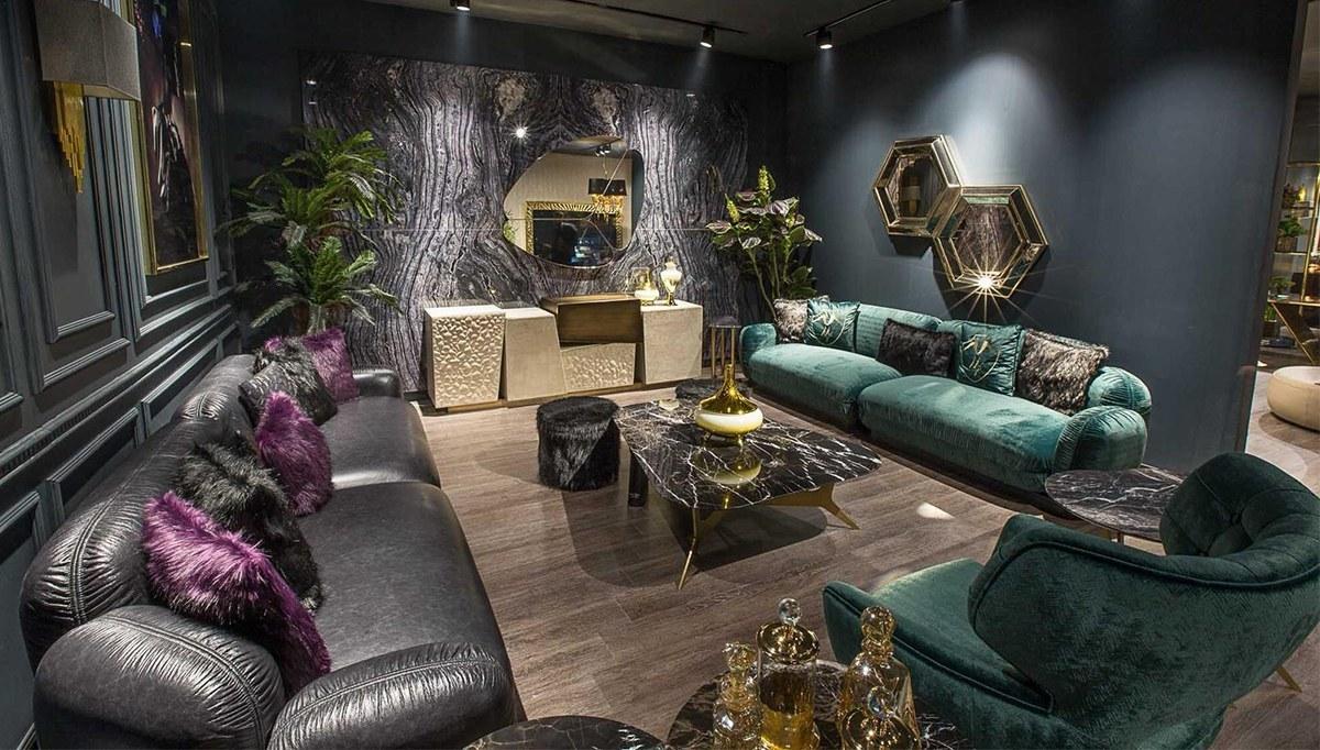 Lüks Modero Luxury Yemek Odası