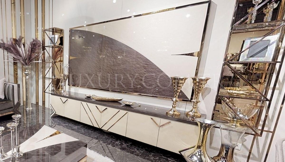 Lüks Montenegro Luxury TV Ünitesi