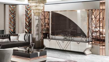 Lüks Montenegro Luxury TV Ünitesi - Thumbnail