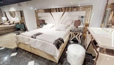 Lüks Montenegro Luxury Yatak Odası - Thumbnail