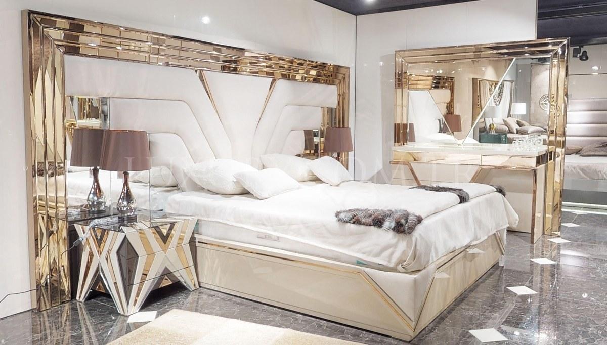 Lüks Montenegro Luxury Yatak Odası