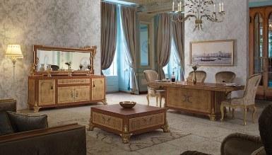 1017 - Lüks Mosepit Klasik Yemek Odası