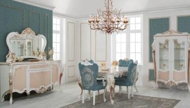 411 - Lüks Movano Klasik Yemek Odası