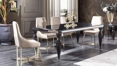 Lüks Napolyone Art Deco Yemek Odası - Thumbnail