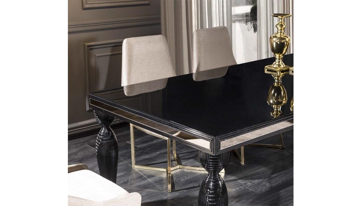 Lüks Napolyone Art Deco Yemek Odası