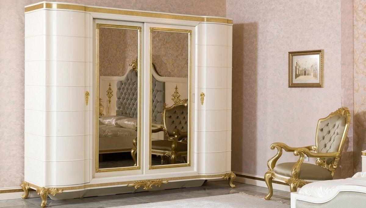 Lüks Narva Klasik Yatak Odası