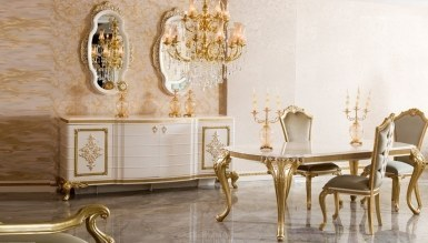 525 - Lüks Narva Klasik Yemek Odası