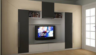 Lüks Nasren TV Ünitesi