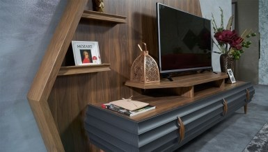 Lüks Nasus Modern TV Ünitesi - Thumbnail