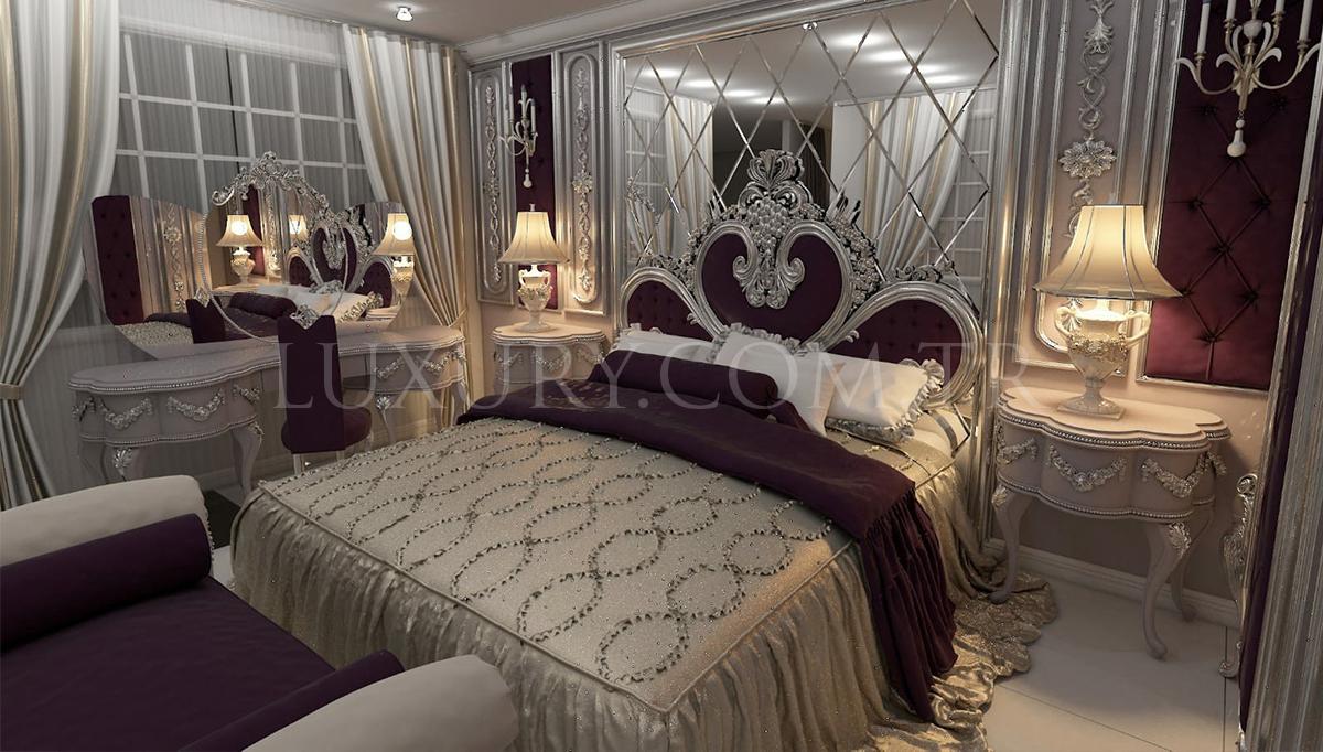 Lüks Nazarova Dekorasyon Projeleri