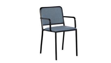 Lüks Neto Metal Ayaklı Sandalye
