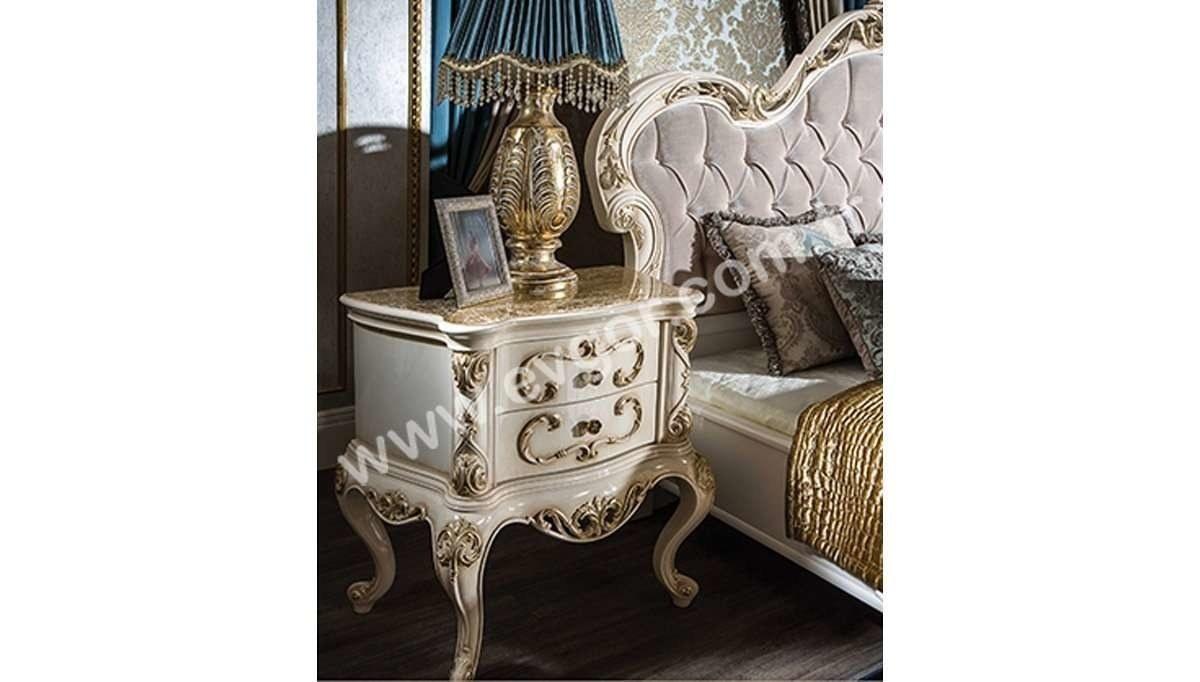 Lüks Netron Klasik Yatak Odası