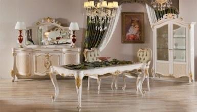 792 - Lüks Neyzen Klasik Yemek Odası
