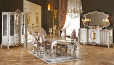 770 - Lüks Nihale Klasik Yemek Odası