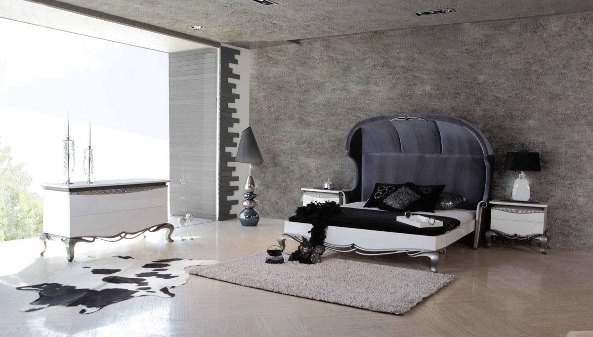 Lüks Nihavent Klasik Yatak Odası