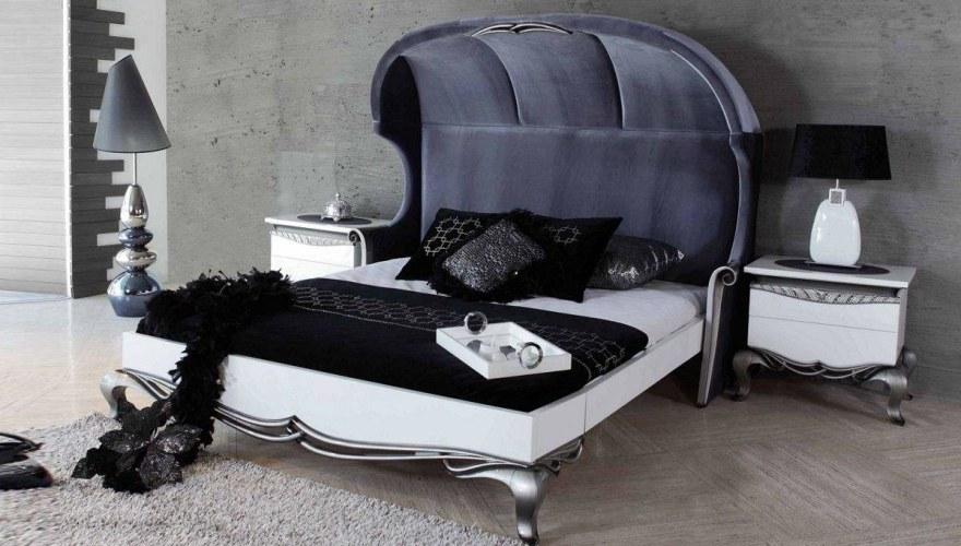 Lüks Nihavent Klasik Yatak Odası - Thumbnail