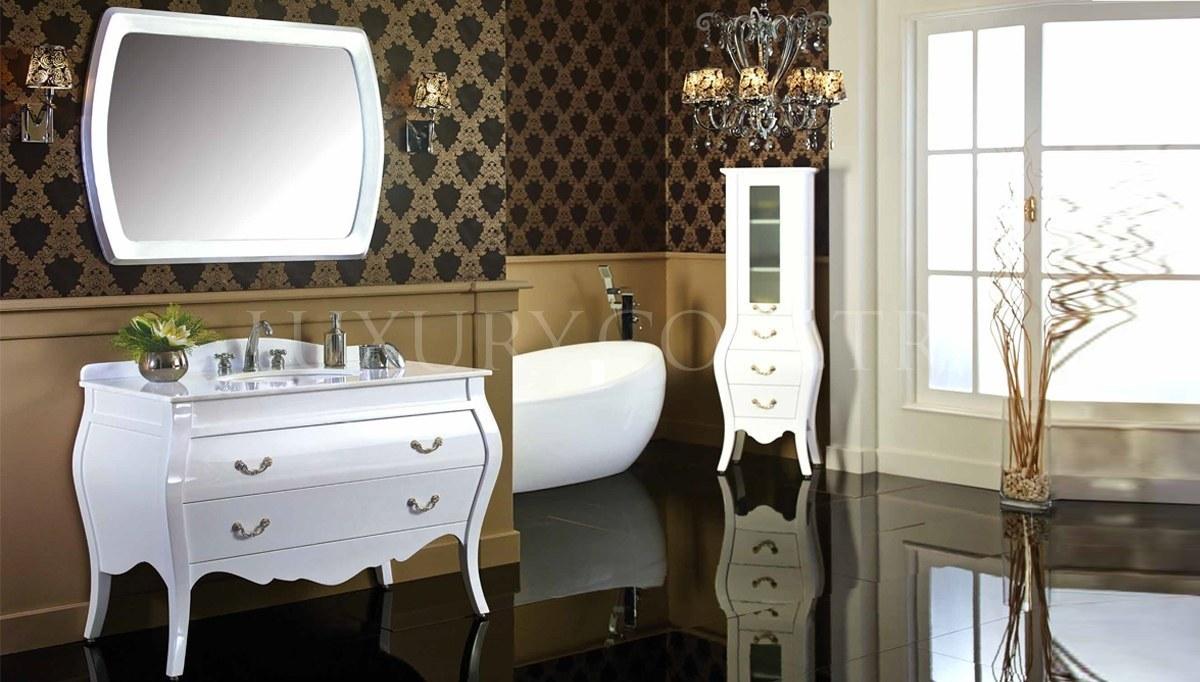 Lüks Nireva Klasik Banyo Takımı
