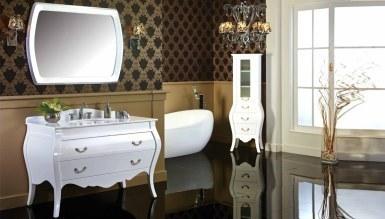 Lüks Nireva Klasik Banyo Takımı - Thumbnail